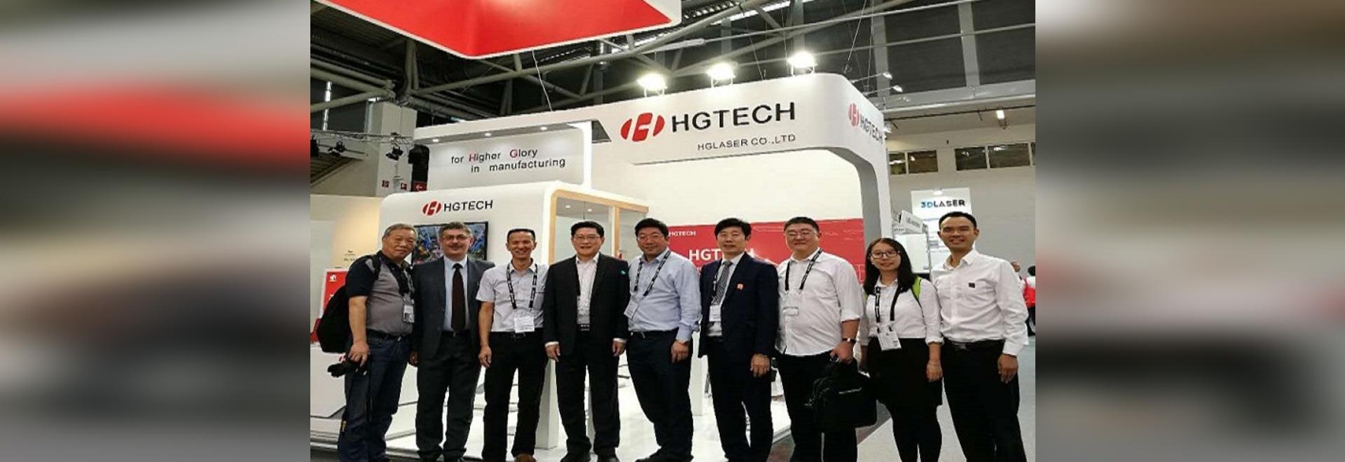 Meet HGTECH at Laser World of Photonics Munich