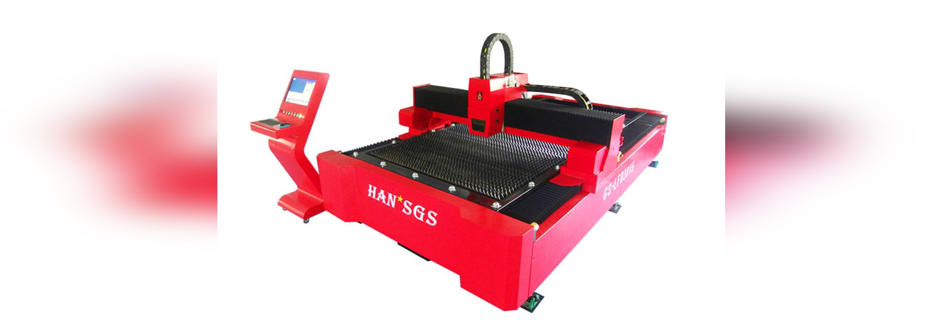 Metal laser cutting machine are used in chassis electrical cabinet industry