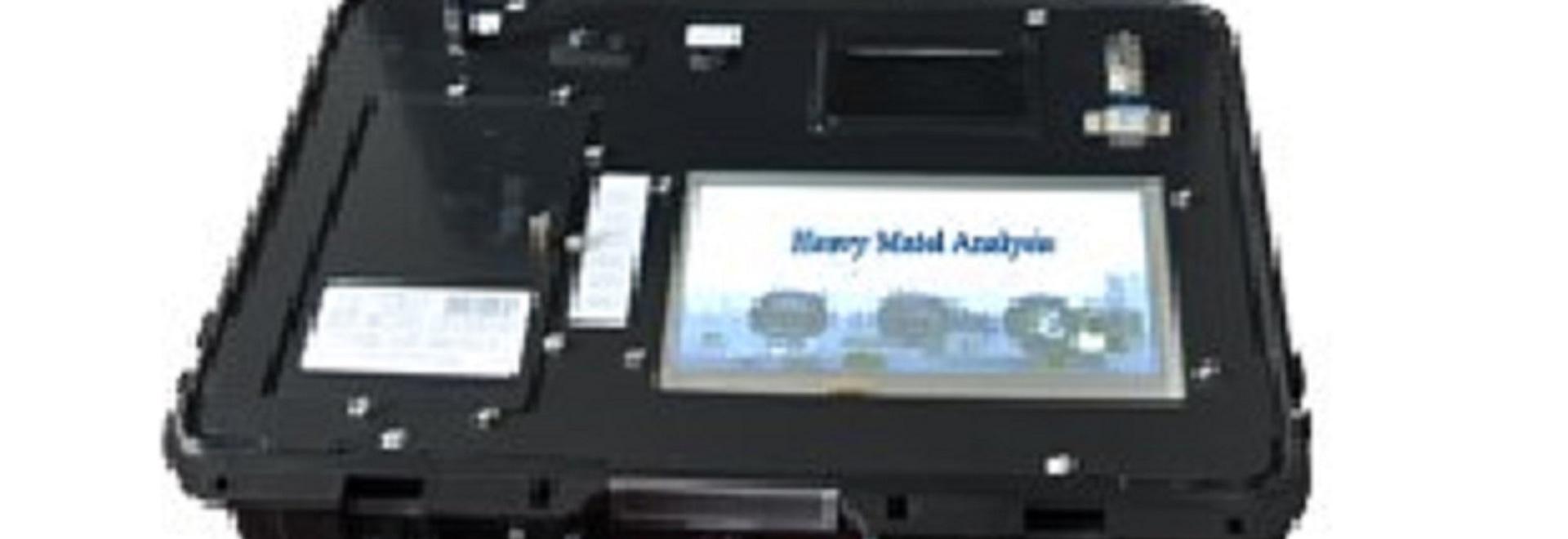 Model AAP-300 Portable Heavy Metals Analyzer