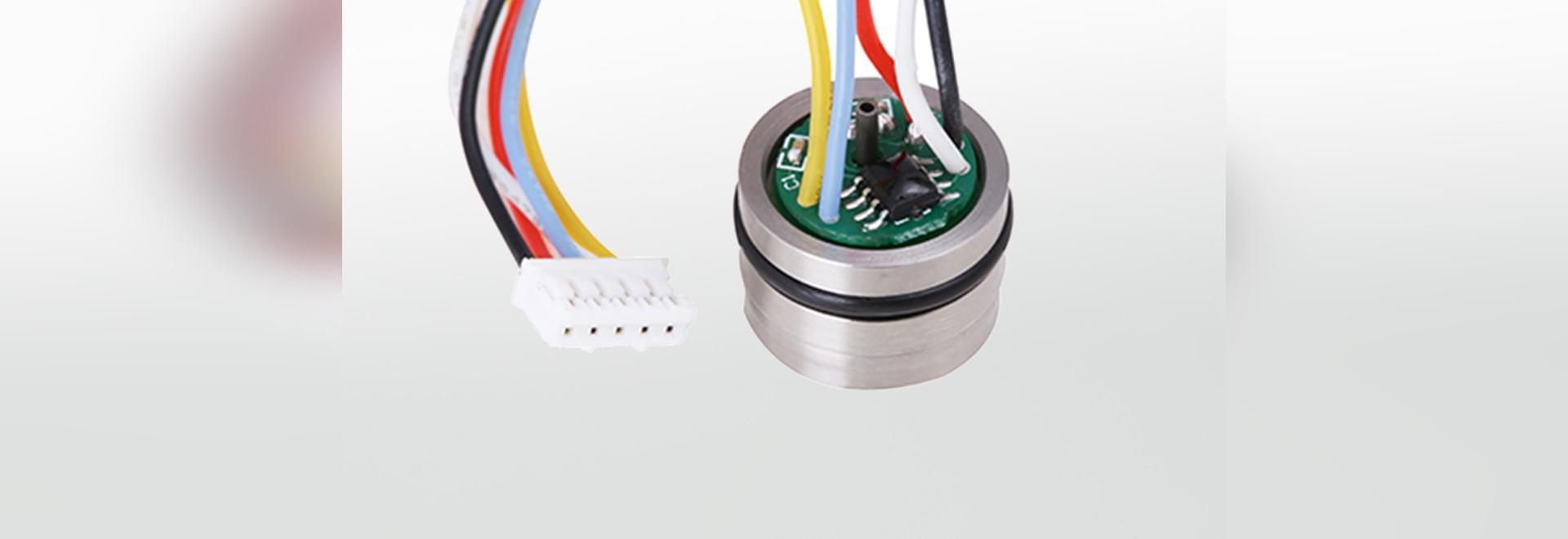 MPM3808 I2C Digital Output Pressure Transducer