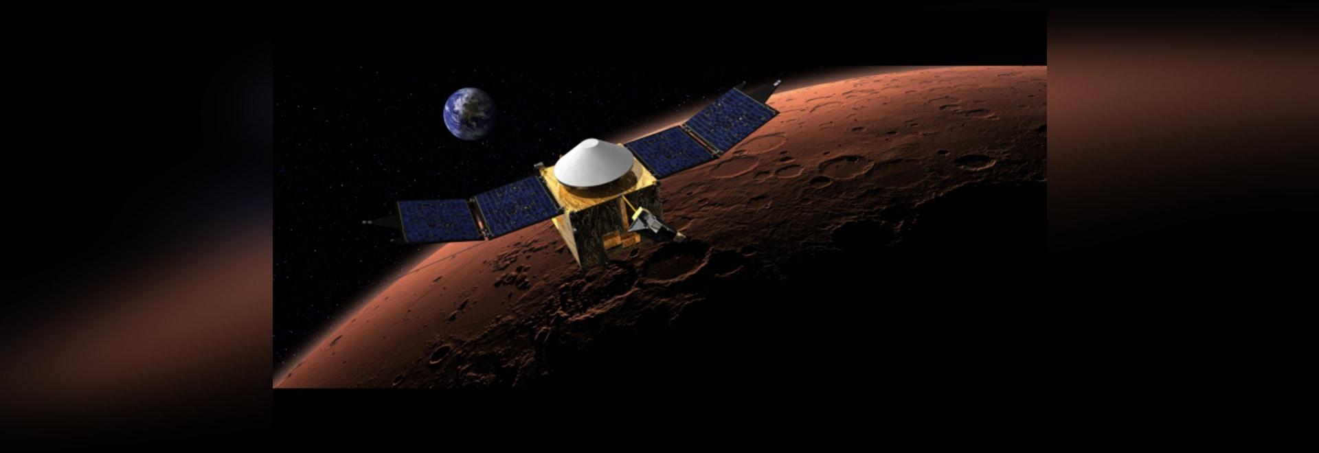NASA MAVEN SPACECRAFT