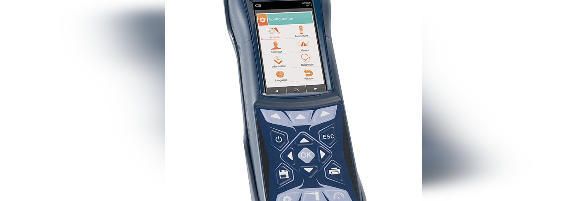 """The New BTU1500: """"TRUE"""" All-In-One Combustion Analyzer"""