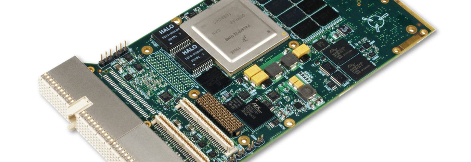 NEW: CompactPCI single-board computer by Extreme Engineering ...