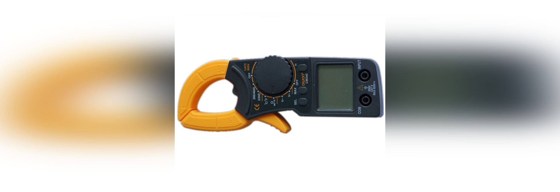 NEW: digital clamp multimeter by Fujian Lilliput Optoelectronics Technology Co., Lt