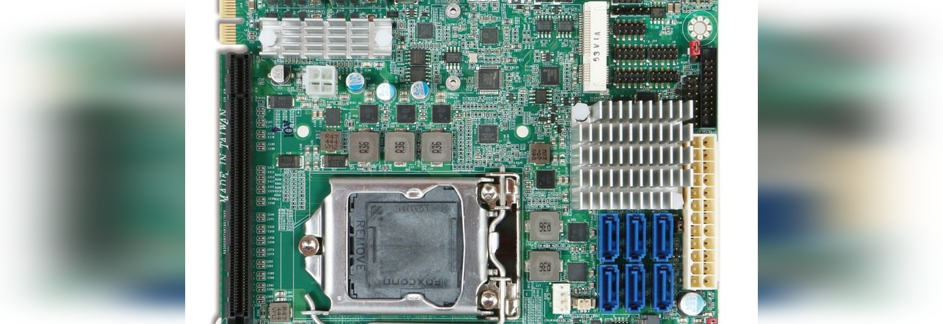 NEW: embedded single-board computer by PORTWELL - PORTWELL