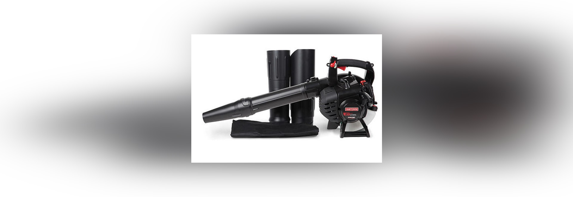 NEW: gas blower by Craftsman.