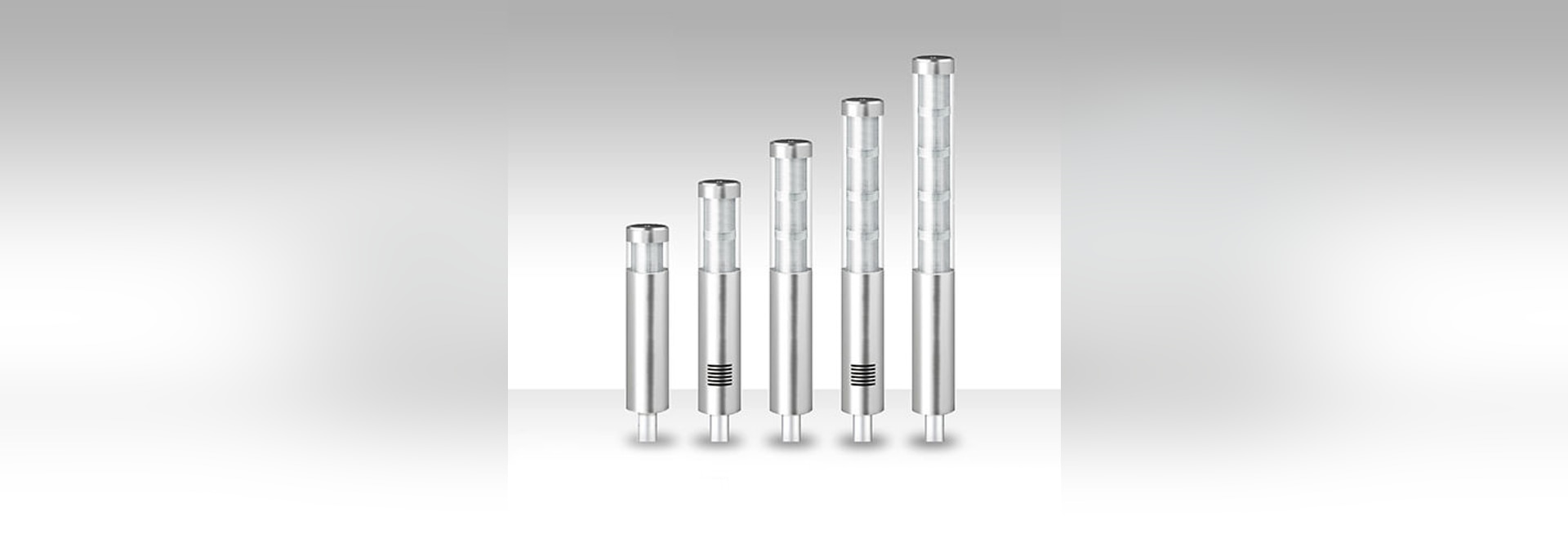 NEW: LED stack light by QLight