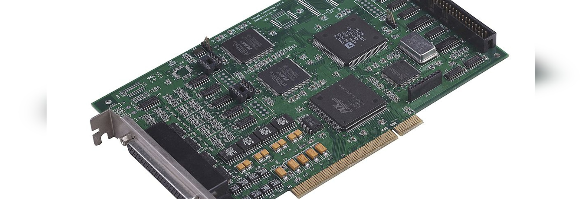 NEW : multi-axis motion control card GE Series => HIGH performance, multipurpose & LOW cost !