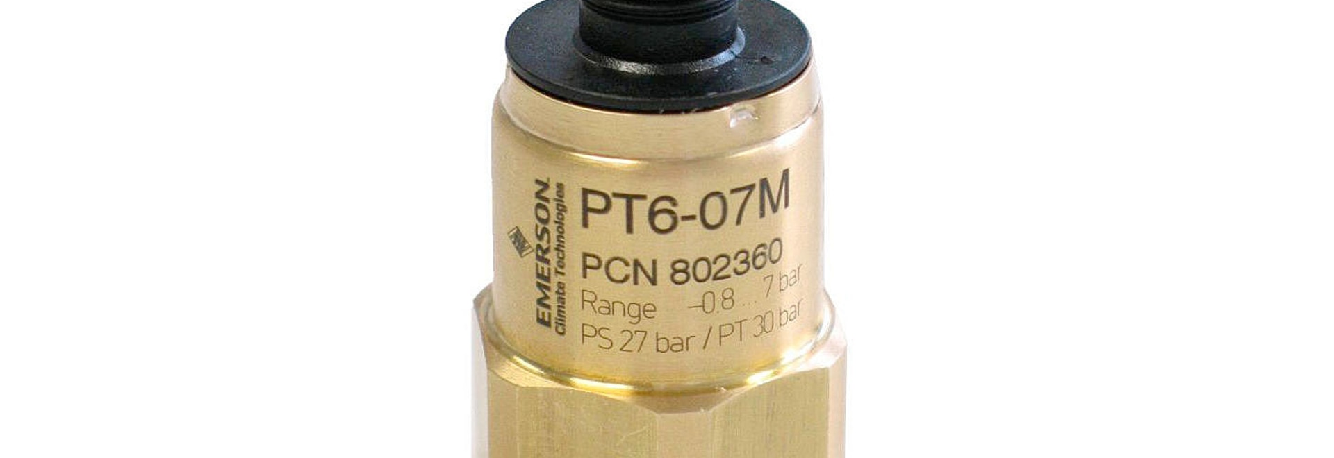 NEW: OEM pressure transmitter by Emerson Climate