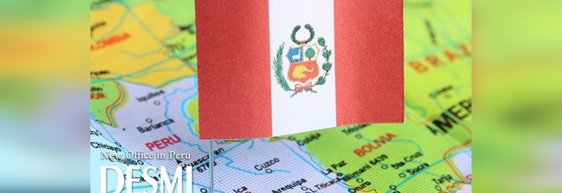 New Office in Growing Market Peru