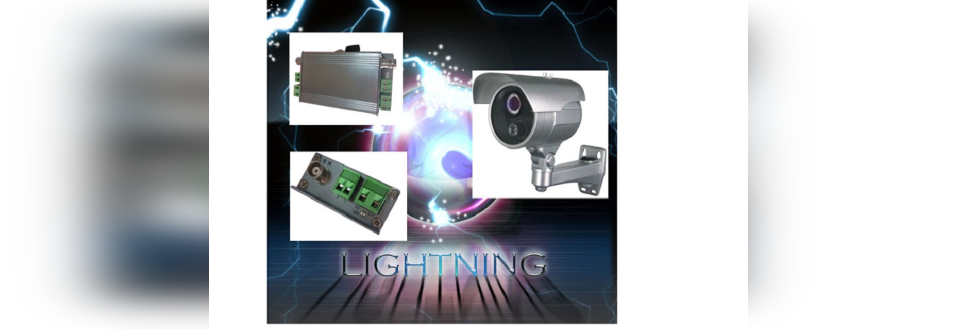 New product - video, control and power surge protector