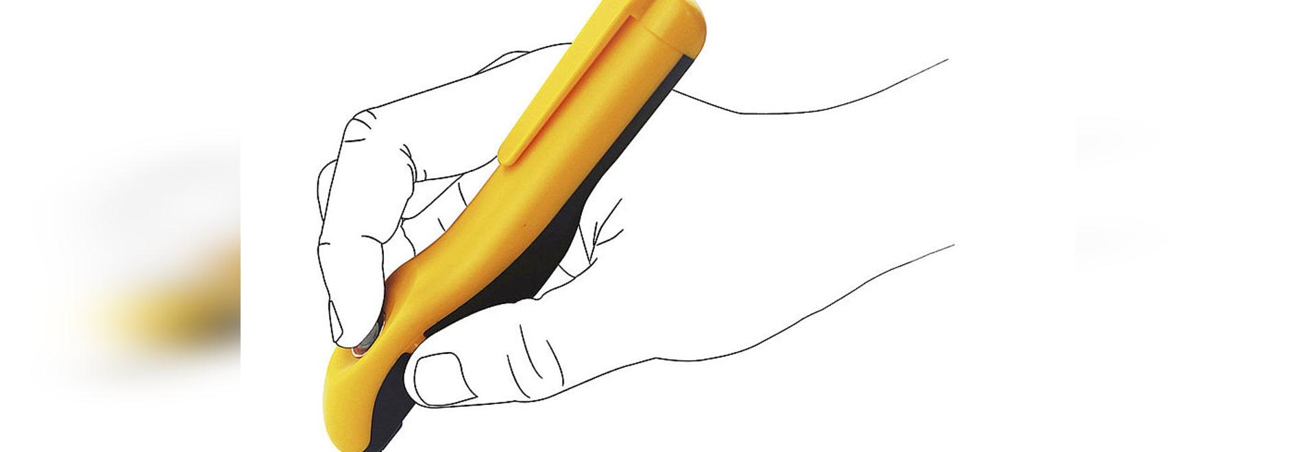 NEW: Single Channel Pen-type Oscilloscope from Fujian Lilliput Optoelectronics Technology Co., Ltd
