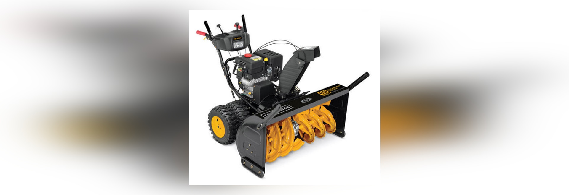 NEW: snow blower by Craftsman.