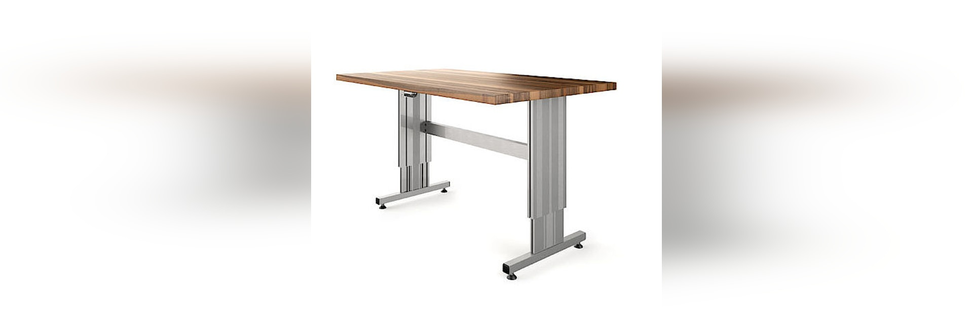 NEW: Table Height Adjustment Lifting System By ErgoSwiss