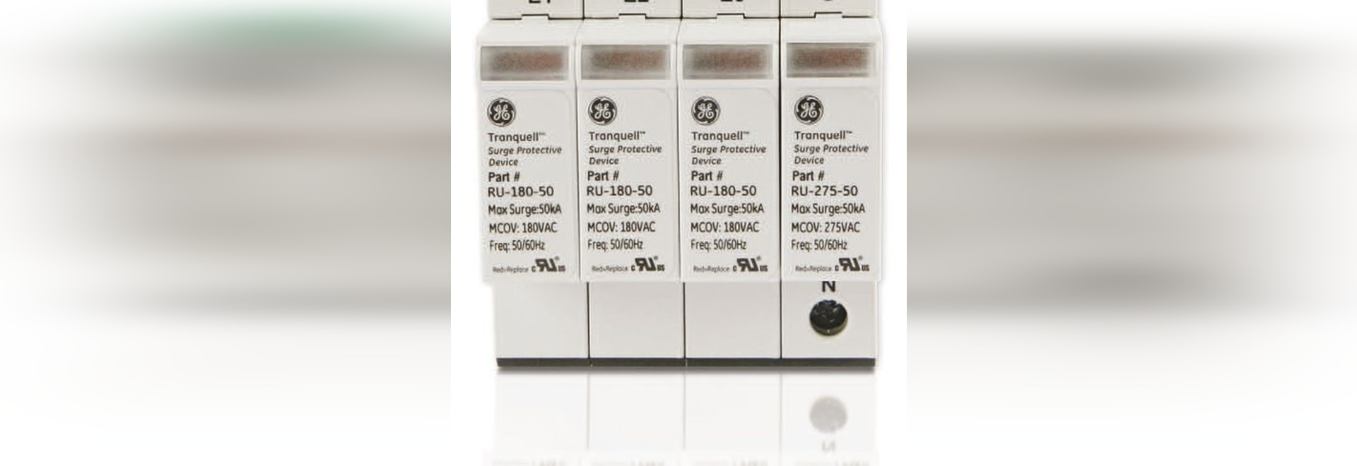 NEW: type 1 surge arrester by GE Automatic Transfer Switches - GE ...