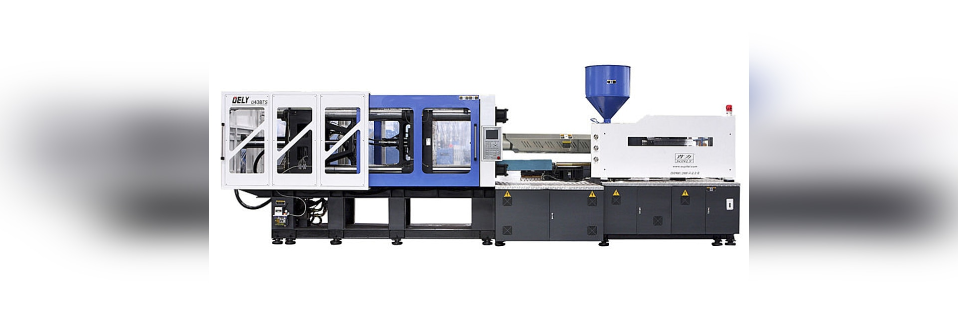 Ningbo SONLY Injection Moulding Machine U438TS, for bucket, pipe fittings etc.