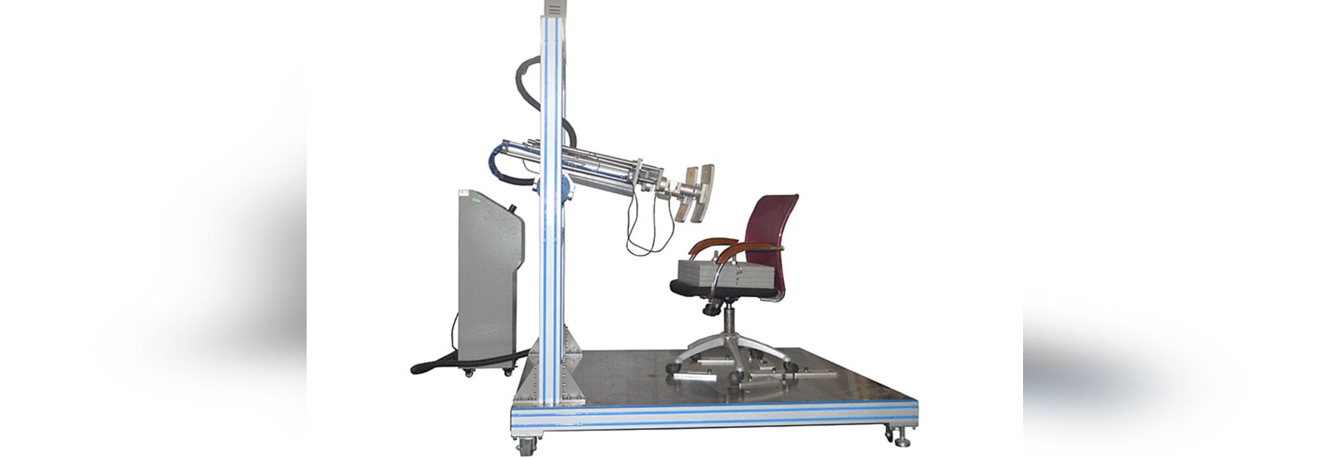 Office Chair Back Durability Testing Equipment
