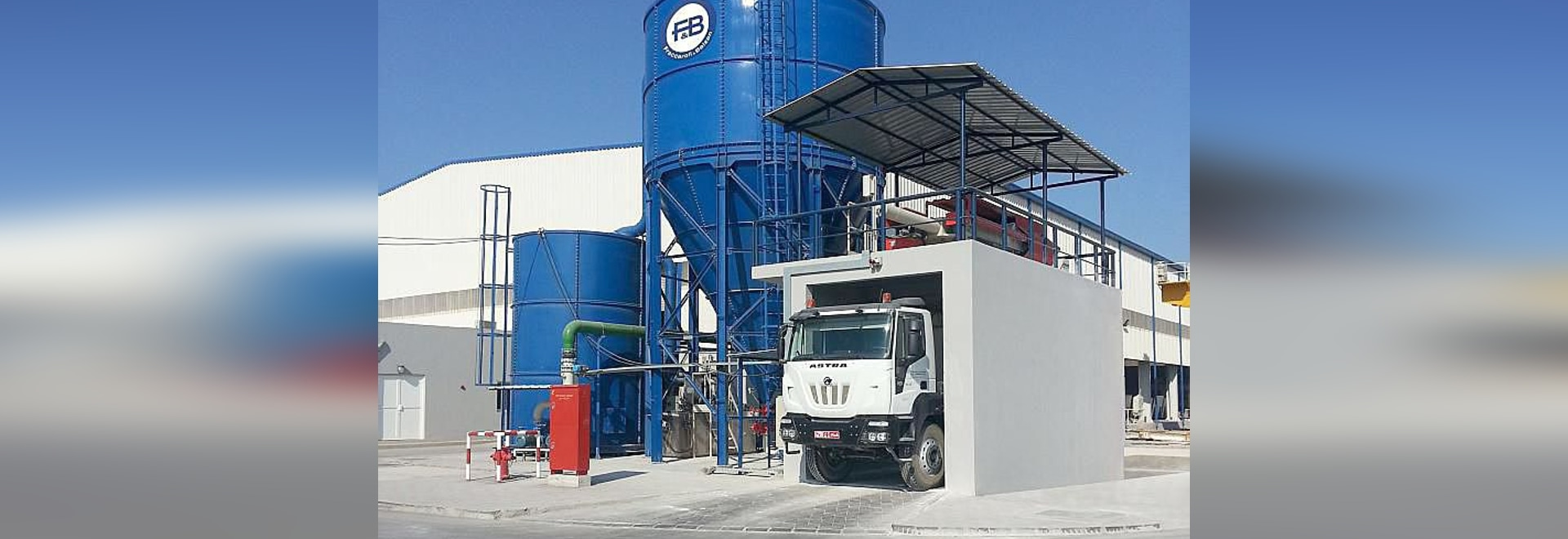 (OMAN)- Waste water treatment systems for NATURAL STONE.