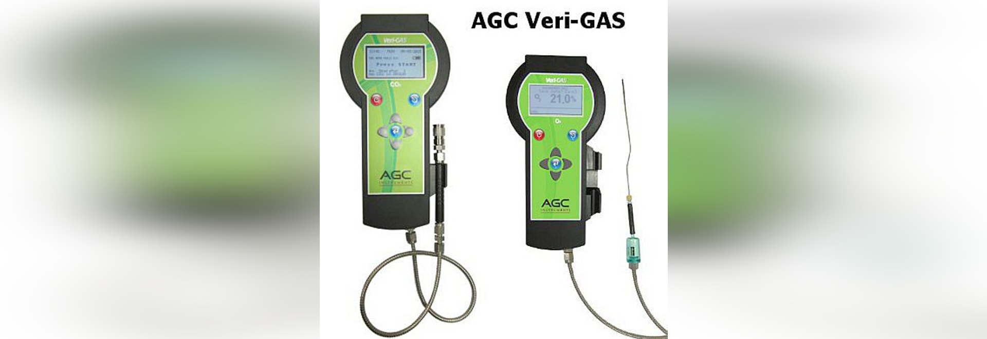 One-touch analysis to guarantee high quality standards for welding gases with the AGC Veri-GAS analyser range