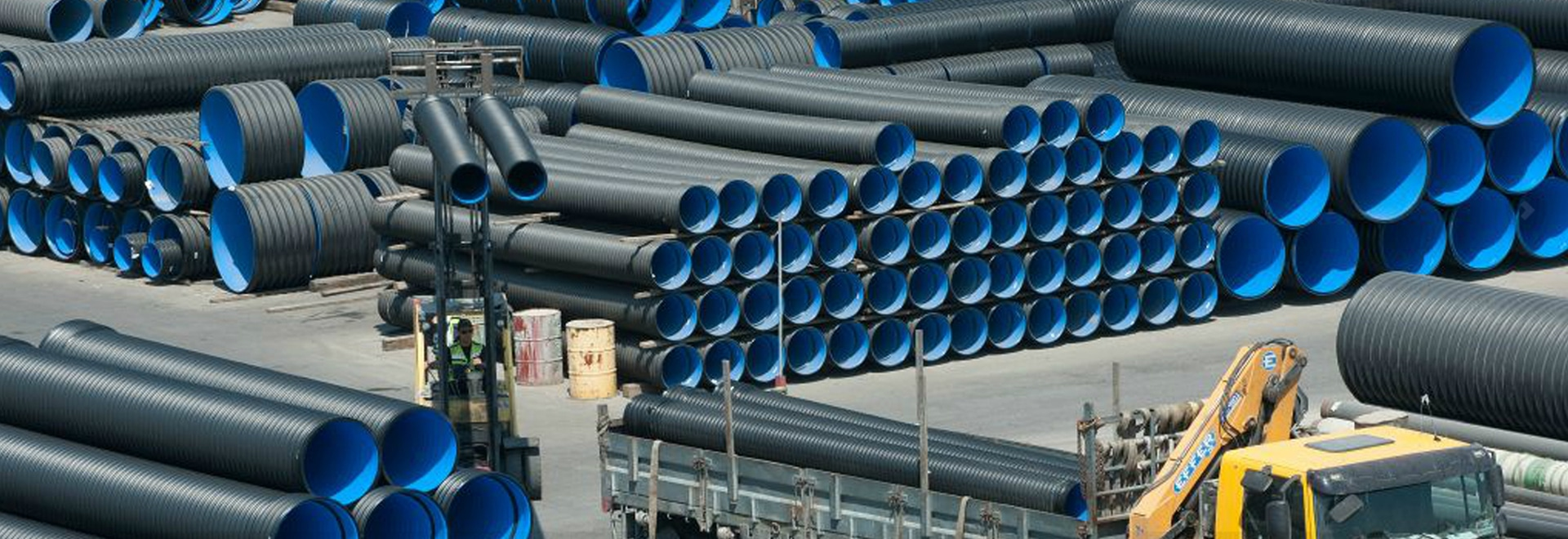 Paladeri SPA Steel Reinforced Corrugated Pipe