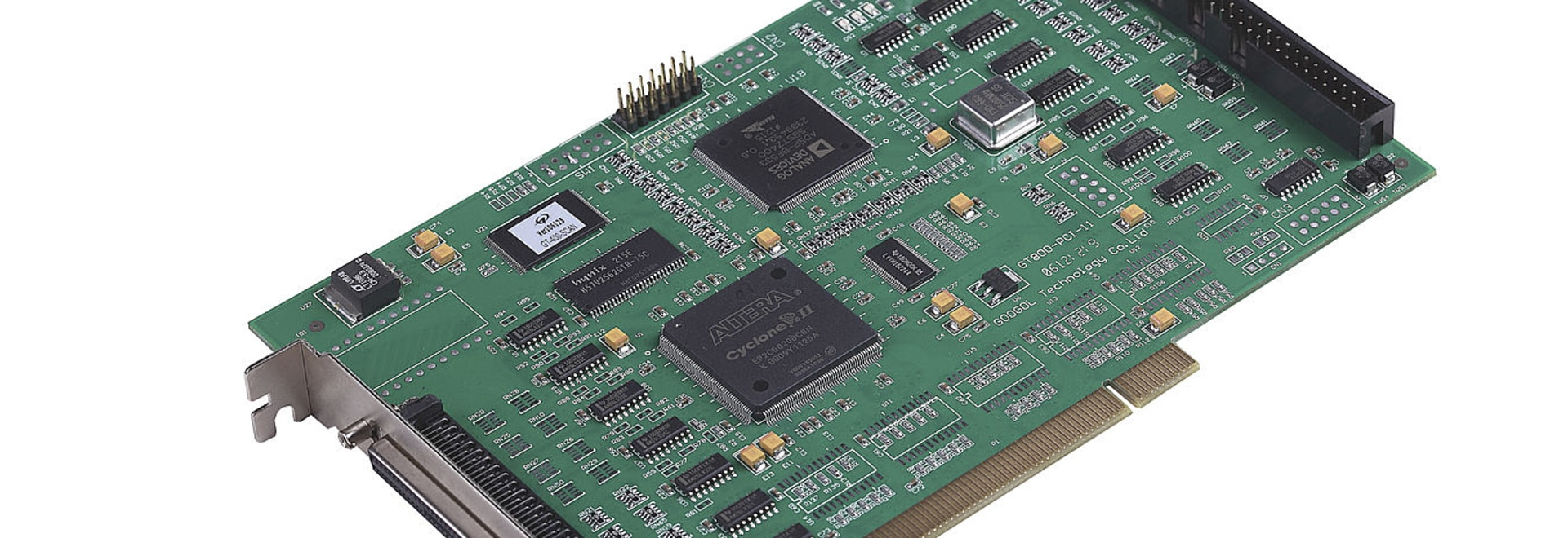 / ! \ PCI/GTS series motion control card => high-speed + accurate !