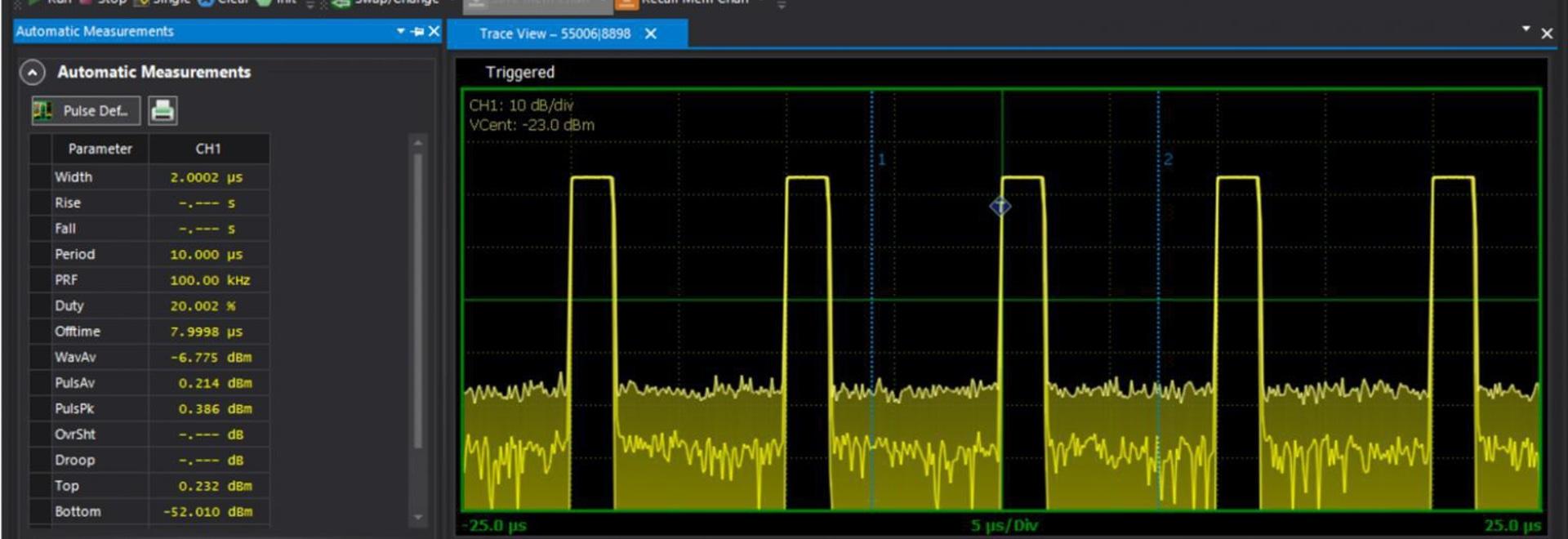 Peak Power Sensors Offer More than Meets the Eye