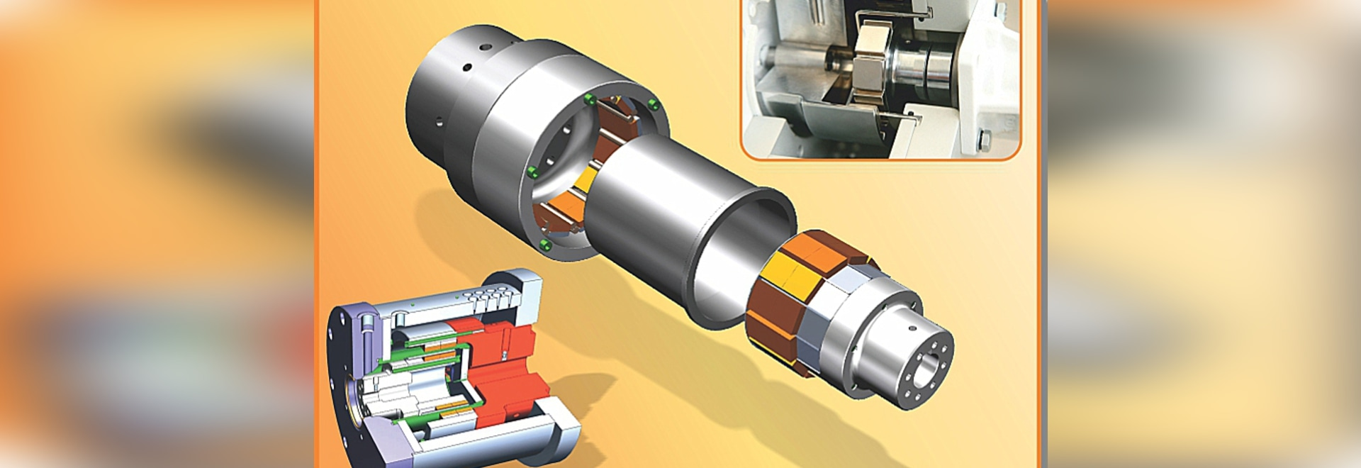 Permanent Magnetic Couplings