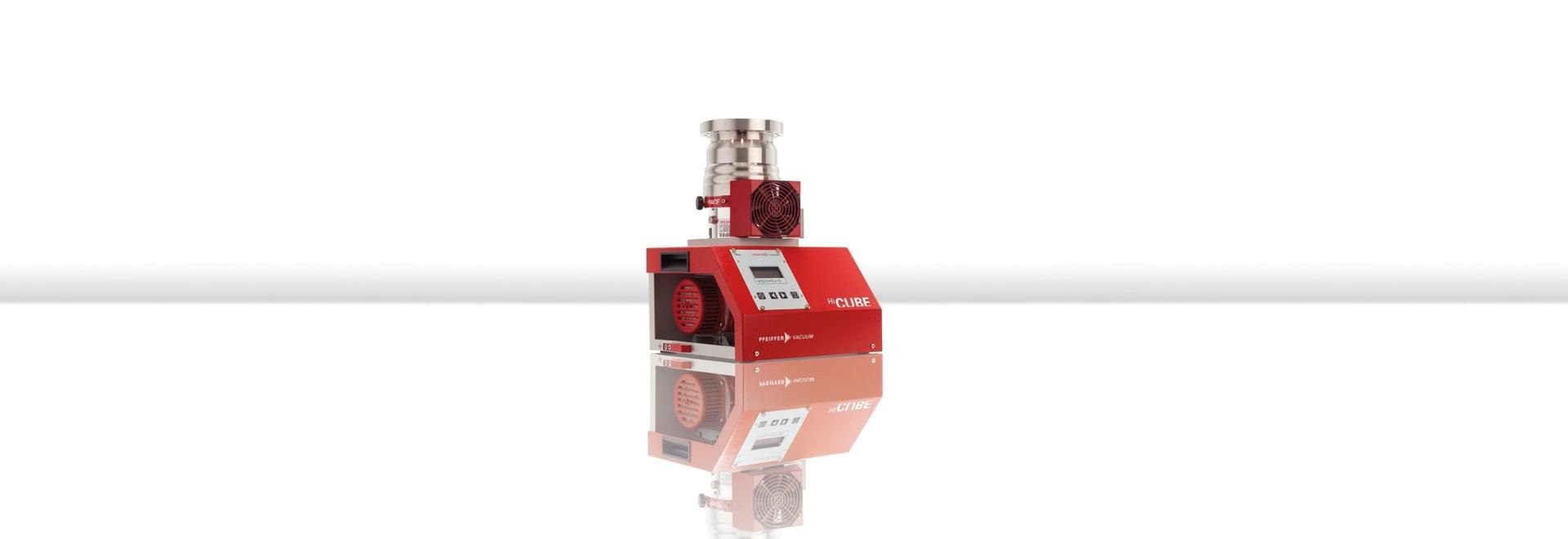 Pfeiffer Vacuum - HiCube Eco