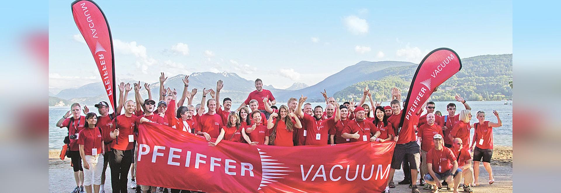 Pfeiffer Vacuum participates in World Corporate Games