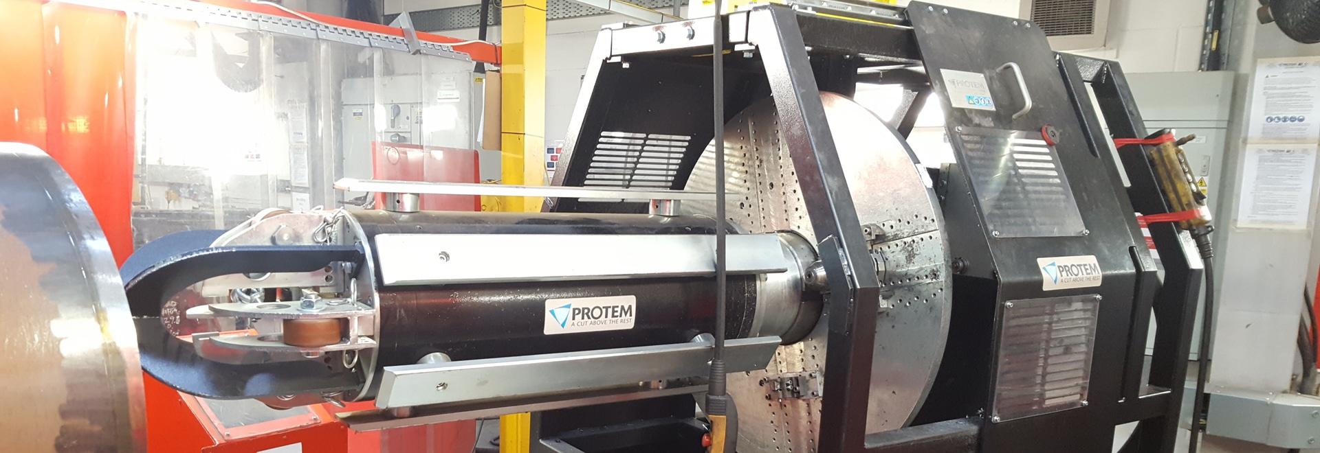 Pipe Facing machine