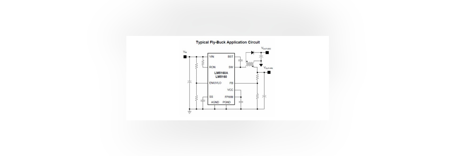 Positive And Negative Isolated Power Rails For Igbt Gate Drivers Motor Drive Circuit Diagram High Wiring