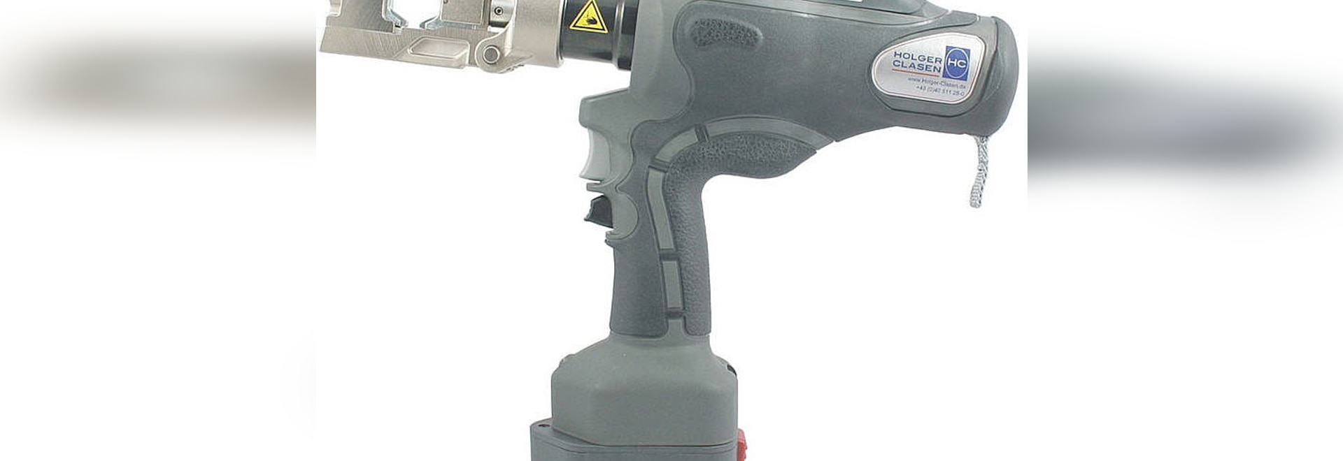 PressMax®® 5 Battery-operated hydraulic crimping tool