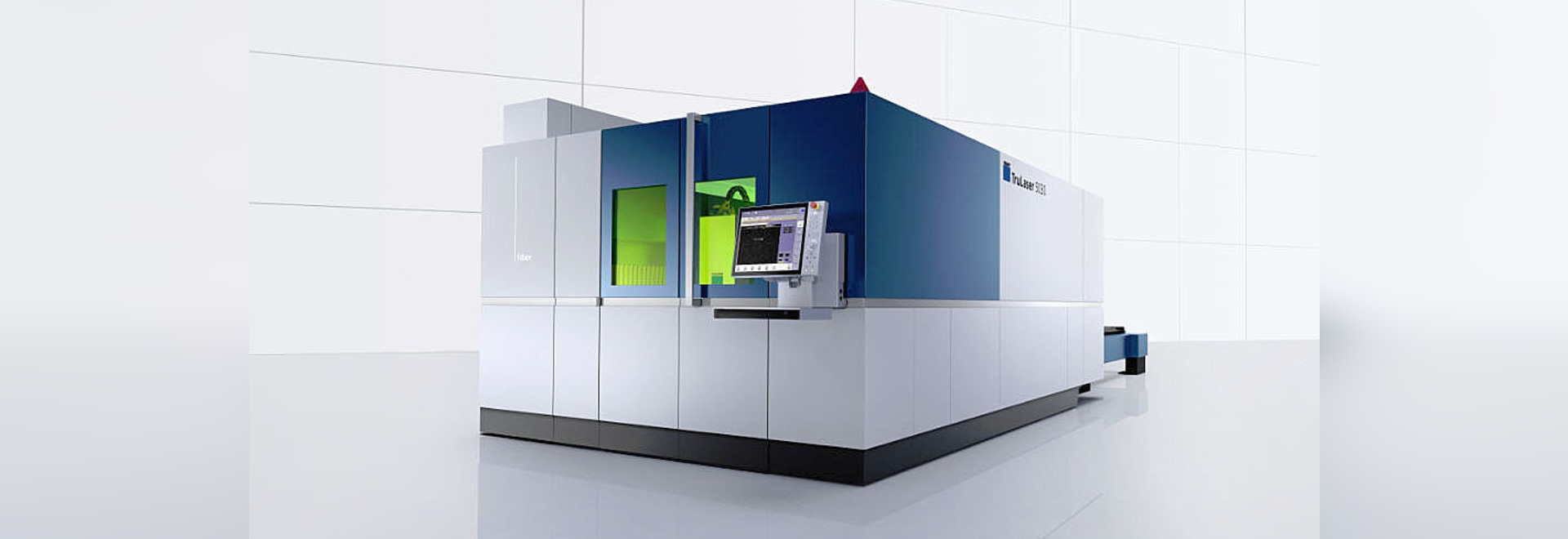 A productive machine for 2D laser cutting – the TruLaser 5030 fiber