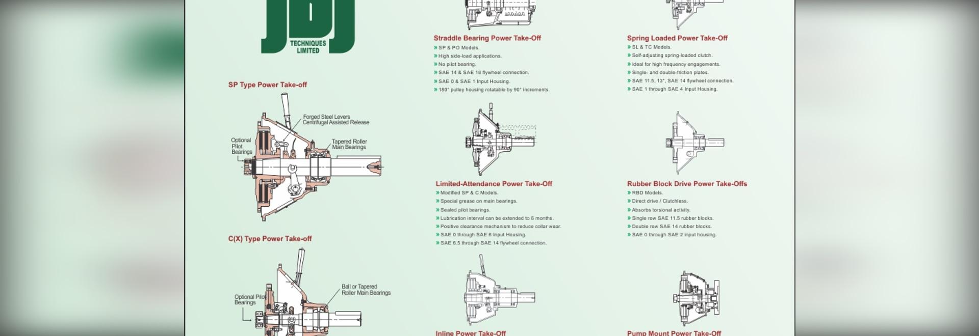 PTOs: Selecting a power take-off unit