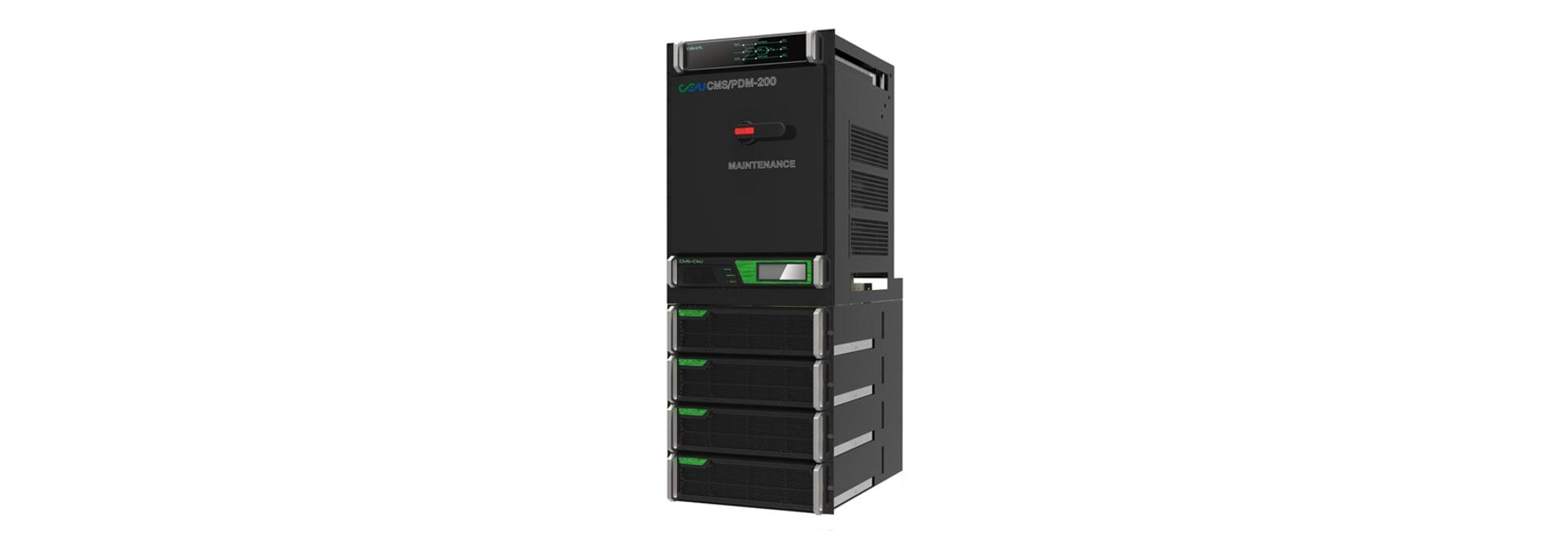 rack independent modular UPS