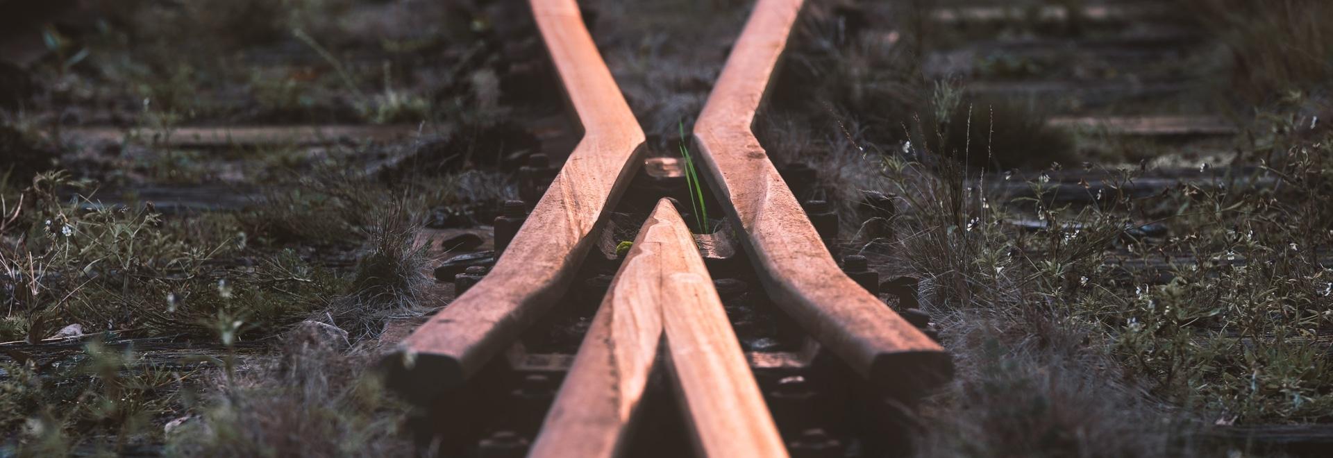 Rail switches