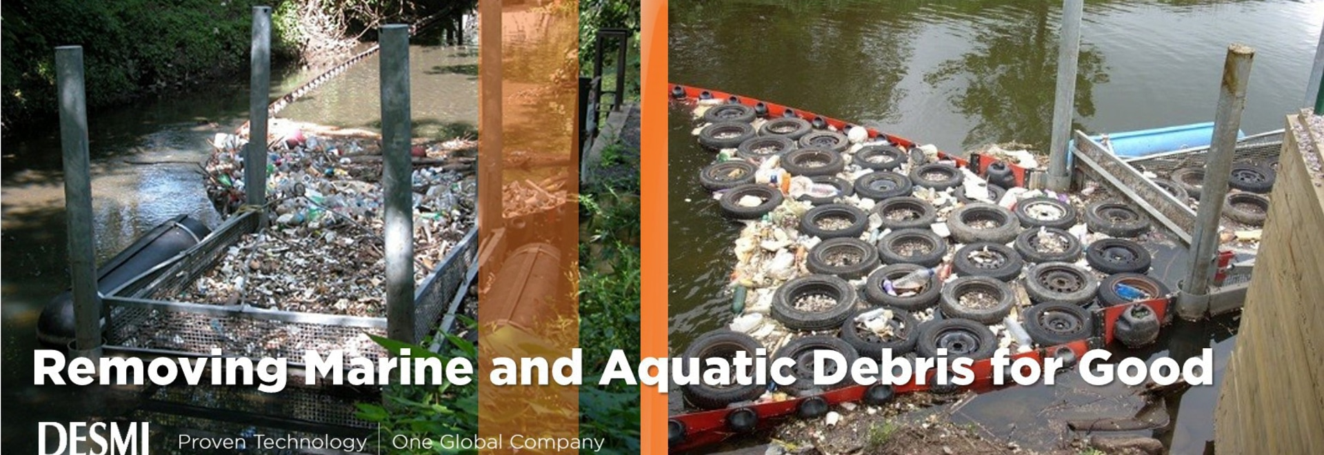 Removing Marine and Aquatic Debris for Good