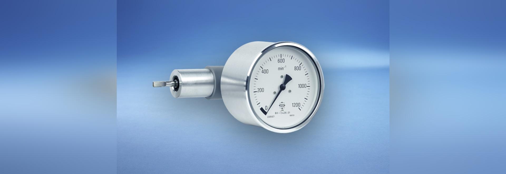 RHEINTACHO eddy-current tachometer