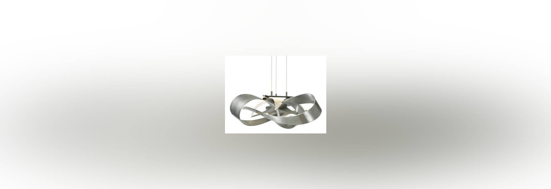 Powered Suspension System eliminates lighting fixture power cords ...