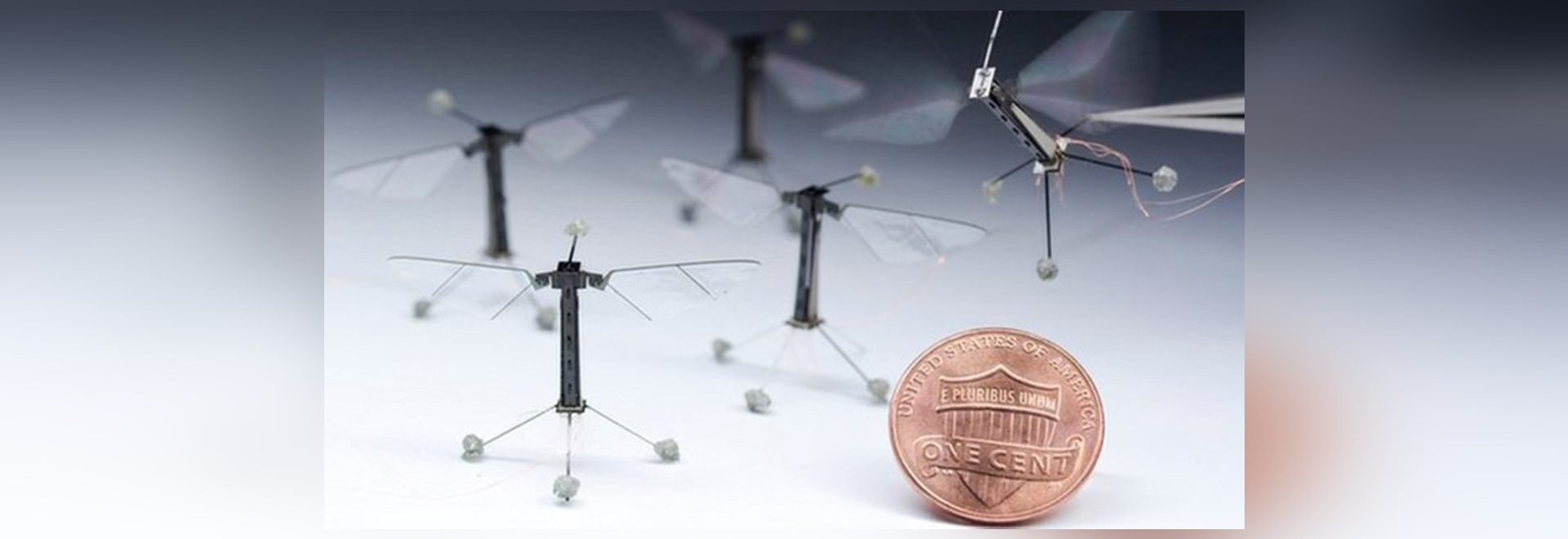 ROBOTIC INSECT BY HARVARD UNIVERSITY