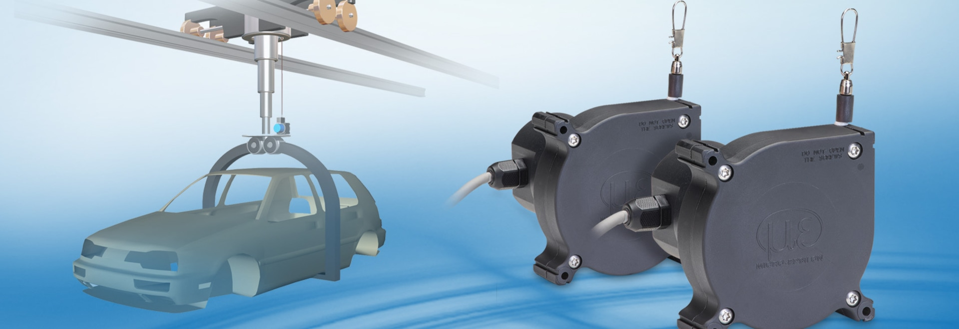 New draw-wire sensor with 8 times longer service life - Germany ...