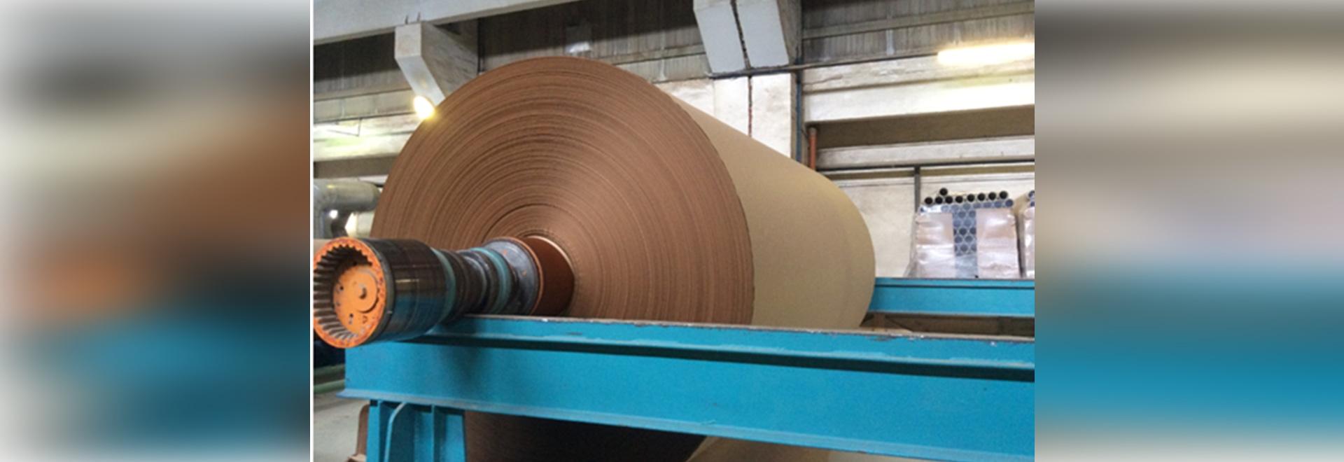 Romania Papermaking Factory Pulper Case - Goodrive 5000 Medium Voltage Inverter