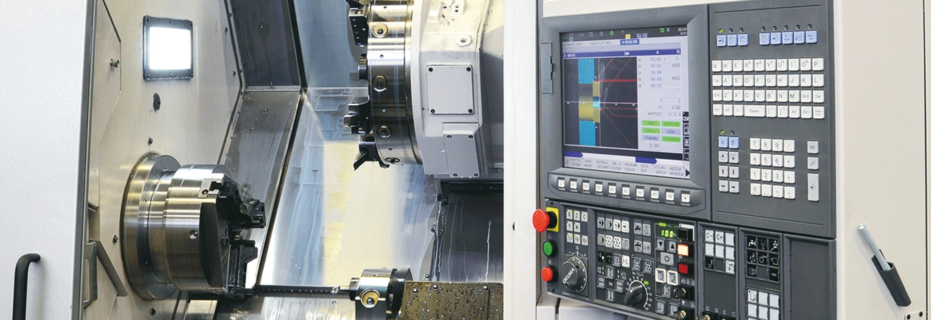 safe and reliable operation of tool machines