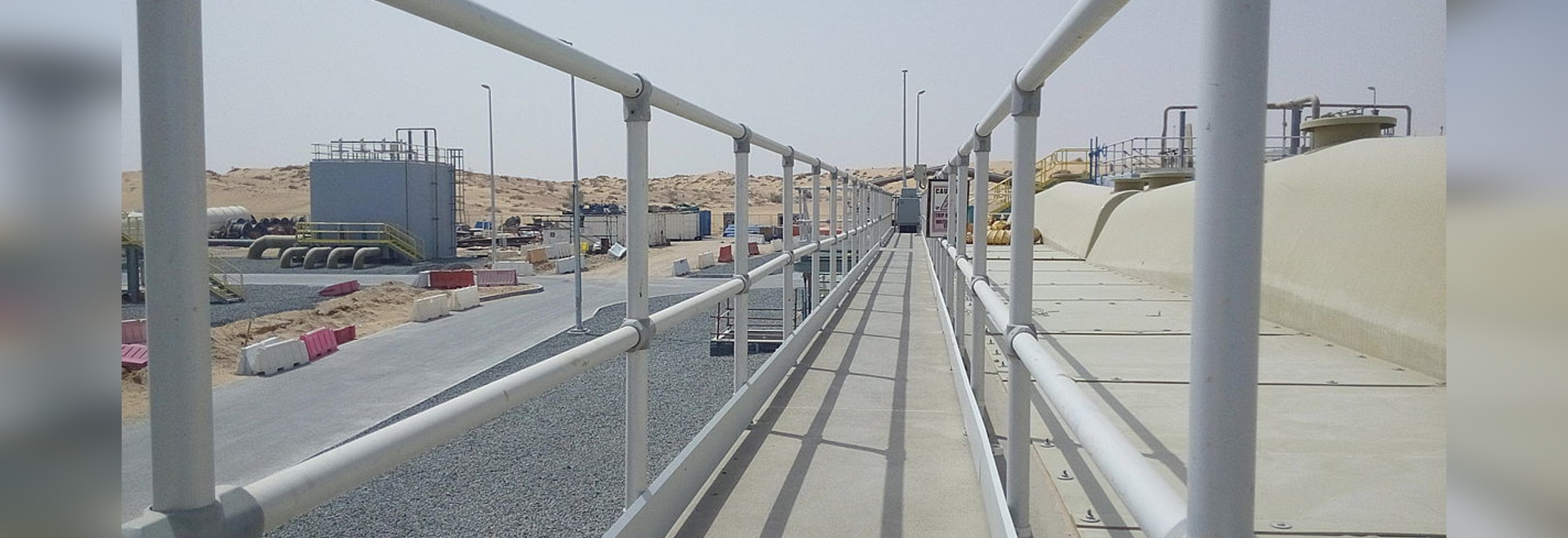 Safety Barrier Solutions For The Global Water Industry