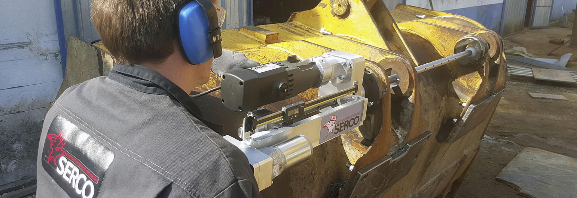 SBM1 Portable Boring Bar