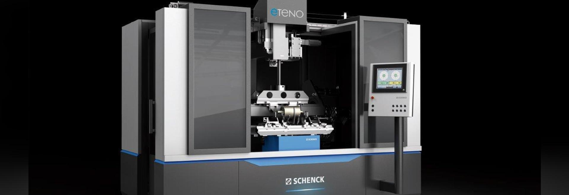 Schenck unveils the eTENO