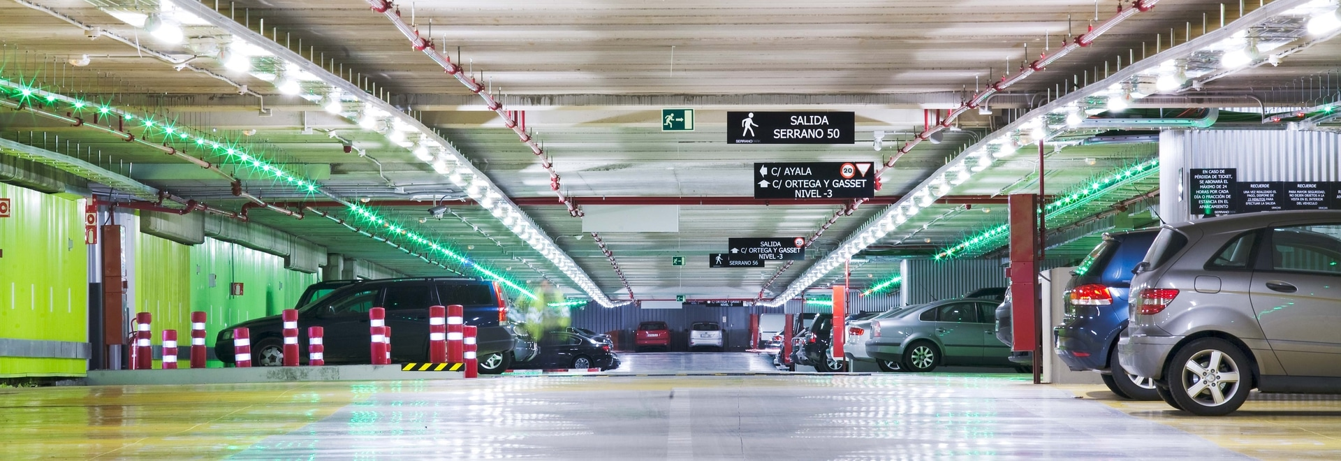Serrano Car Park