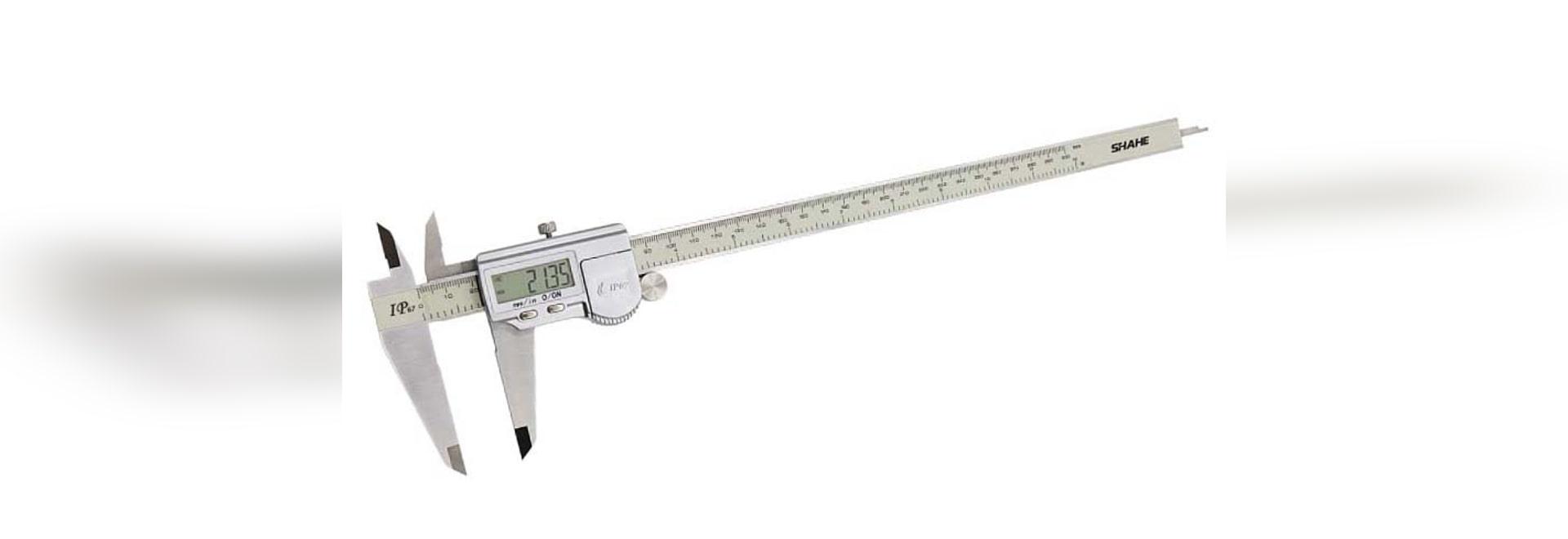 SHAHE/5111-300 0-300mm 0.01mm ±0.04mm/Digital Caliper IP67
