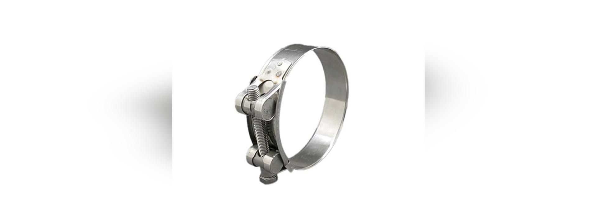 Single Bolt Heavy Duty Hose Cl&  sc 1 st  Trends & Single Bolt Heavy Duty Hose Clamp - King Seal Fastener Technology ...