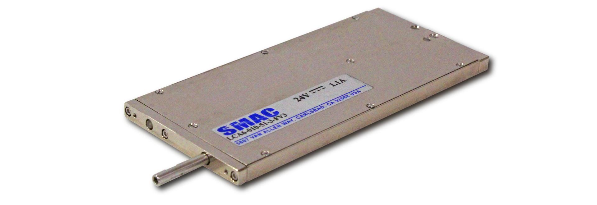 SMAC Moving Coil Actuators LCA6